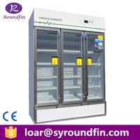 2-8 Degree Medical Refrigerator Specified For Hospital And Dgrug Store And Epdemic Station