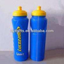 1000ml/32oz nuevo diseño de botella de plástico con tapa de la botella de agua, para la bebida