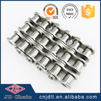 Triple Strand Stainless Steel Roller Chain Standard Triplex Stainless Steel roller Chain