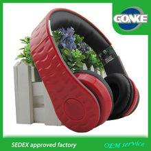 high sensitivity popular stereo headphone with mic custom super bass stereo headphone