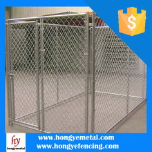 Low Price Low MOQS Chain Link Rolling Dog Gate