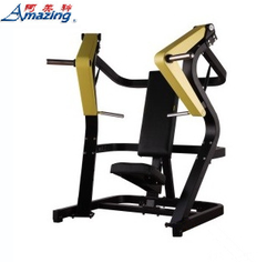 Guangzhou gym equipment plate loaded fitness equipment chest press AMA-8901 hammer strength fitness equipment