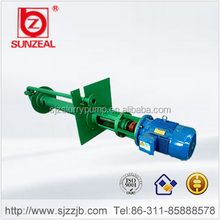 Single Stage Coarse Tailling Handling Deep Well Submersible Pump