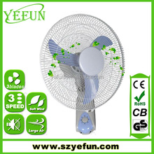 Strong wing ac dc 16 battery rechargeable stand lighting fan with remote control and USB charger