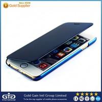 Attractive design ultra slim smart pc case cover for iphone 6