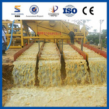 Mining Mineral Processing Machine for Gold Salable Wet Gravity