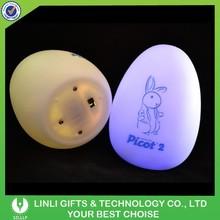 Led Night Light Easter Egg Gift, Flashing Easter Egg, Light Up Easter Egg