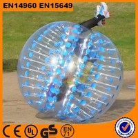outdoor cheap human being inflatable human soccer bubble