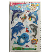 Best quality hotsell 3d stickers for handmade embellishment