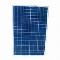 high power 80 Watt poly solar panel