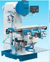 automatic feed for vertical knee milling machine X5036A