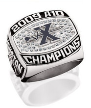Free 3D Artwork for Football Championship rings