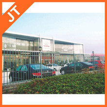 Self assembly fence/steel fence assembly/chain link fence