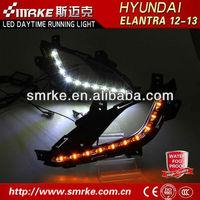 Hyundai Elantra12-13 hyundai led daytime running light / turn lights