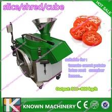 Durável em aço inoxidável raiz de lótus cortador / cortador de limão