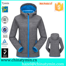 2016 OEM Winter Mens Cheap Plain Softshell Jacket Softshell Coat