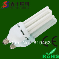 High Watt Energy Saving Lamp&High Quality CFL Bulb 4U Shape