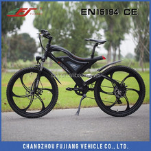 2015 Newdesigned e-bike with 500w motor, e-bike battery