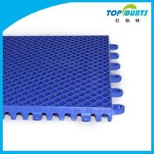 Interlocking floor,plastic sport flooring,outdoor basketball flooring