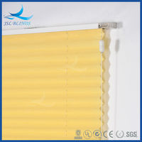 Factory direct supply indoor pleated shutters