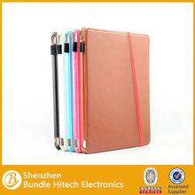 Colorful PU Leather Cover for Apple iPad Mini 2