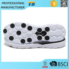 Popular Soft Stylish China Flat Thick Eva Pvc Men Sole Definition Sole Trader Manufacturer Shoe Soles Recycled Rubber