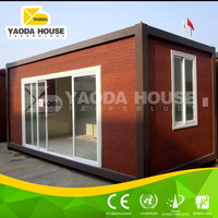 Fast build villa prefab houses made in china