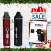 best dry herb vaporizer titan vapor authentic titan 2 with CE Rohs FCC certification vaporizer pen