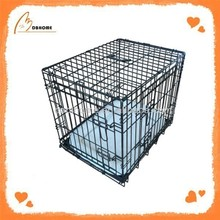 Cheap handmade metal large dog cage for sale