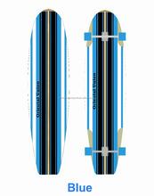 60 inch Street surfboard longboard Blue