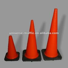 Safety Traffic Cones in Plastic