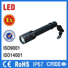 IP67 rechargeable safety led hand lamp explosionproof rechargeable flashlight rechargeable led torch light