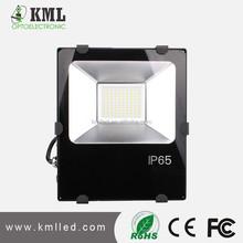 Mass supply LVD certificated cool white solar flood light led,2014 high power super bright outdoor 50w led flood light