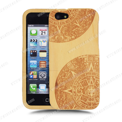 Fashion Design Mobile Phone Accessory For Wood Phone Cace For Iphone 6.