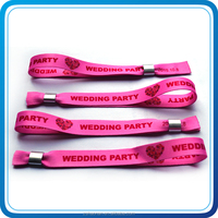 Wholesale Fashion Design Brand Bracelet Fabric Cool Novelty Products