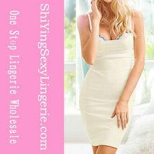sexy robe de soirée de mode 2013 blanc