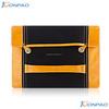 Fashion mens leather laptop bag case for ipad pro
