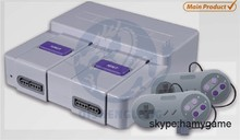 2015 Newest 16bit SFC/SNES system TV / Video Game console