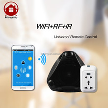 Wireless intelligent Wifi smart center system for home security
