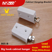 Cabinet hanging bracket, furniture cabinet hanger, kitchen bracket