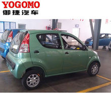 YOGOMO EEC Metal Body LHD Green Color Electric Vehicle with 4/5 Doors