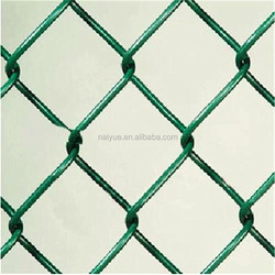 pvc coated g.i. chain link wire mesh for chiken apture 5*5