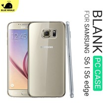 Transparent Plastic Cover Case For Samsung Galaxy S6, Polycarbonate Cell Phone Case Samsung S6,For Samsung S6 Cover
