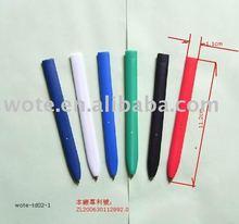 flat pen mini ball pen bookmark pen