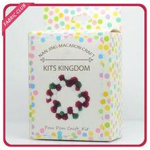Pom-Poms Pack educational kit for kids New item