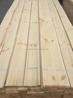 Knotty Pine Natural Wood Veneer for interior decoration, face veneer