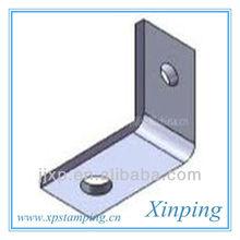 ampliamente utilizado de metal personalizado soporte en l