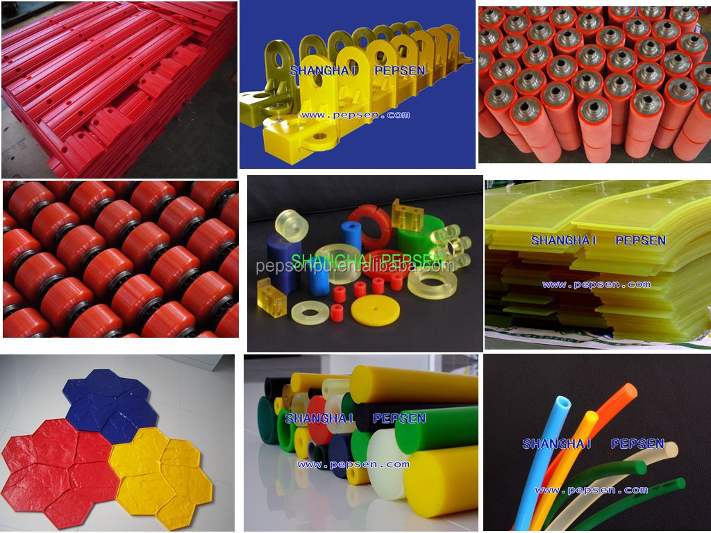 Customized Polyurethane Bushing
