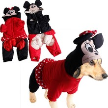 Pets Dog Clothes Supplies Cute Dog Winter Jacket Fashion Dog Dress Accessories