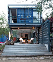 living luxury container house20ft container house